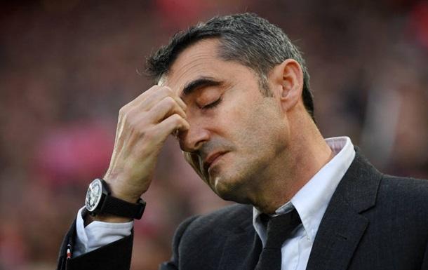 Тренер Барселони: Нас переїхали. Це жахливий результат