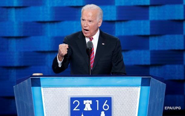 Байден лідирує серед демократів-кандидатів у президенти