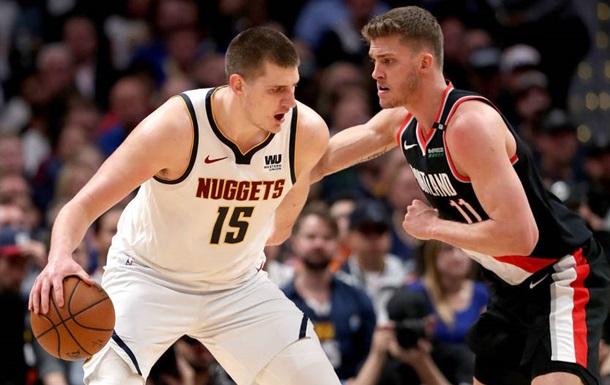 НБА: Торонто розгромив Філадельфію, Денвер обіграв Портленд