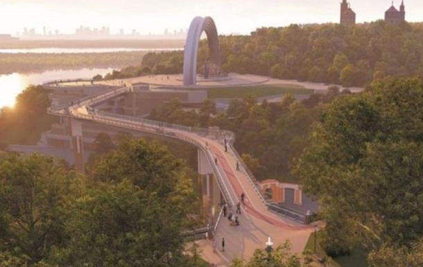 Влада Києва відреагувала на звинувачення про крадіжку концепції  мосту Кличка