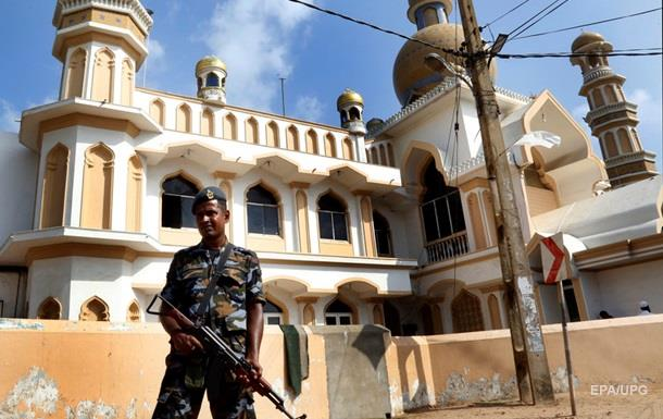 На Шрі-Ланці затримали сімох  смертників  - ЗМІ