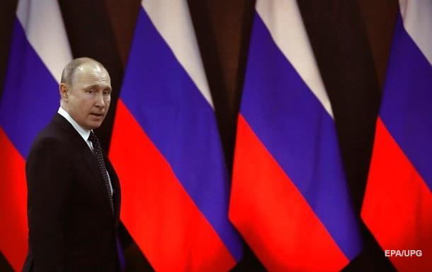 Путин поздравил народ Украины с Днем Победы