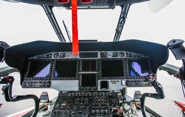 Пілоти ДСНС і Нацгвардії тренуються на французьких вертольотах