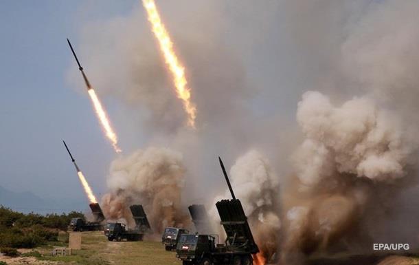 У КНДР пояснили недавні ракетні запуски