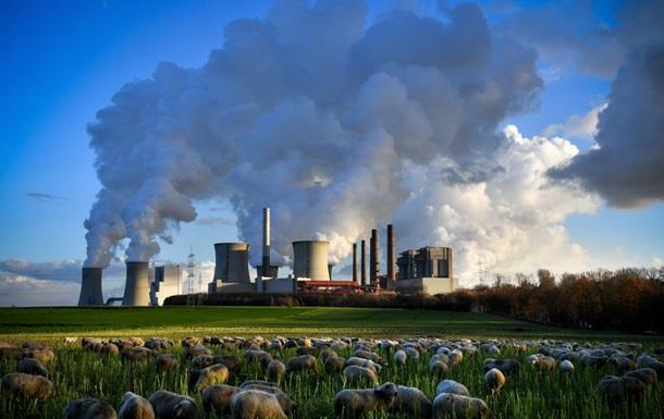 У ЄС за рік скоротили викиди вуглекислого газу