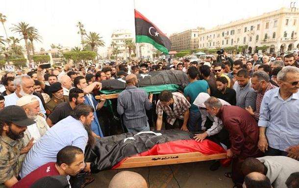Внаслідок боїв за Триполі у Лівії загинуло вже понад 440 осіб - ВООЗ
