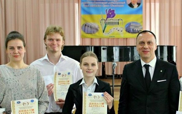 Закриття Всеукраїнського юніорського конкурсу