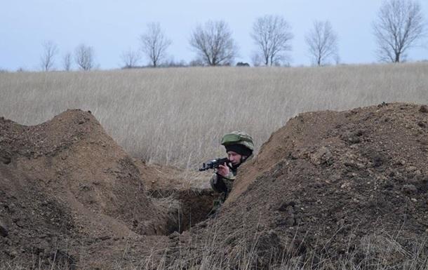 Сепаратисты отдали тело военного, который исчез во время боя