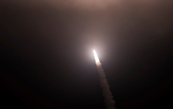 США произвели запуск новоиспеченной межконтинентальной баллистической ракеты Minuteman III