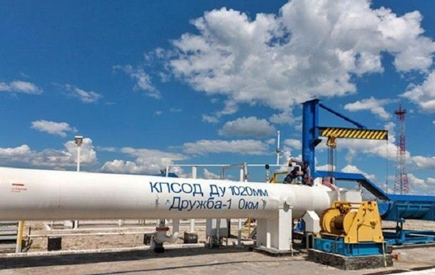 Украина определила дату переговоров с РФ о нефти