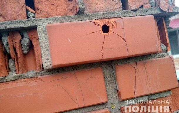 На Донеччині чоловік обстріляв житловий будинок
