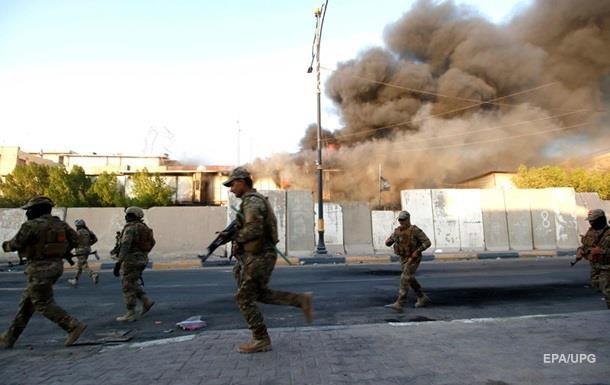 Восемь человек погибли при взрыве смертника в Ираке