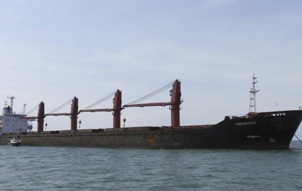 США впервые арестовали судно Северной Кореи