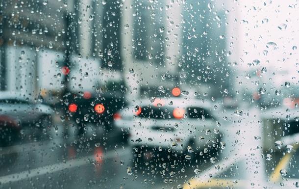 Погода вихідними: мокро, але тепло