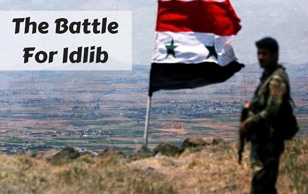 Рассвет Идлиба: что происходит в Сирии