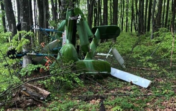 На румынской границе разбился вертолет контрабандистов