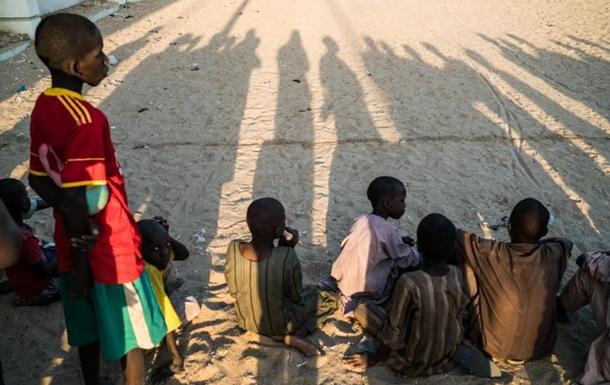 В Нигерии освободили 900 детей, завербованных для боевых действий