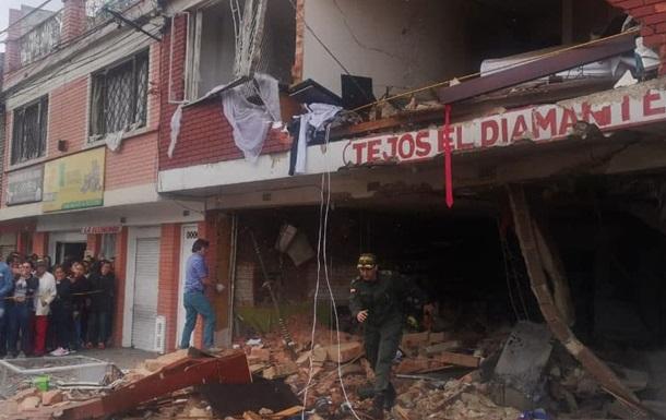 У Колумбії стався вибух в пороховій майстерні: є загиблі і поранені