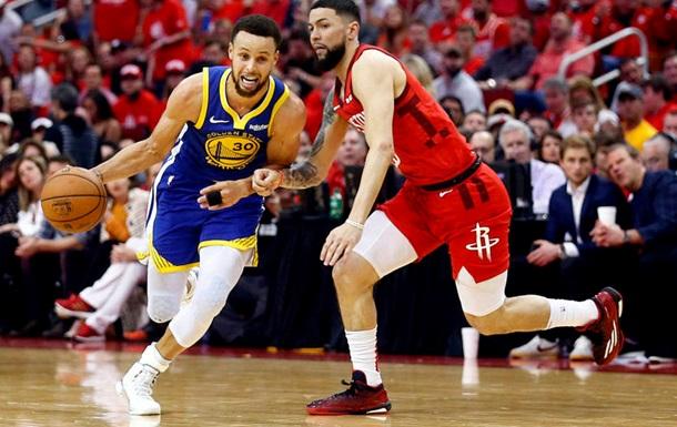 Плей-офф НБА: Голден Стейт обіграв Х юстон в останньому матчі серії