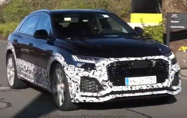 Audi RS Q8: фото і відео