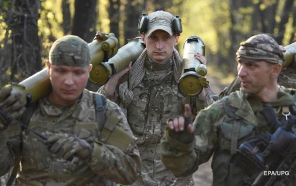На Донбасі за день два обстріли, поранений боєць ЗСУ