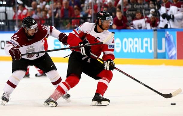 ЧМ по хоккею: Латвия дожала Австрию, Германия переиграла Великобританию