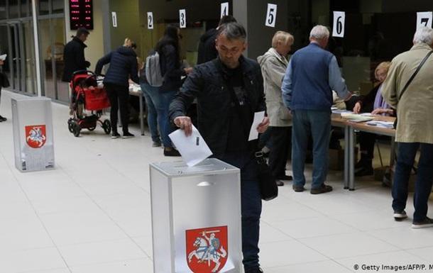 У Литві обирають президента