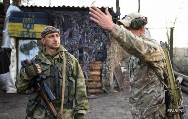 Міноборони: Позиції ООС обстріляли біля Кримського