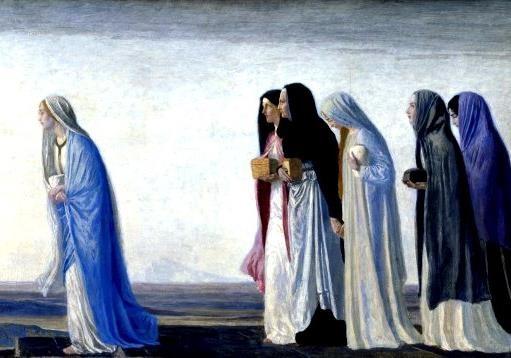 Жінки-мироносиці: віра та вірність