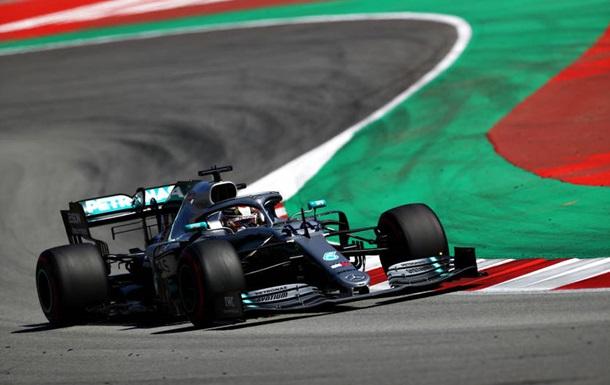 Хемілтон виграв Гран-прі Іспанії, Мерседес знову робить дубль