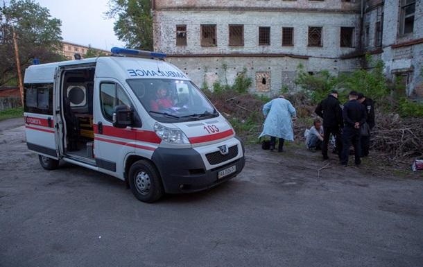 У Києві знайшли труп чоловіка