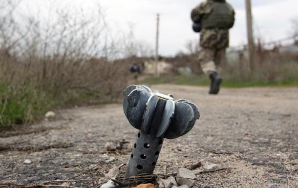 На Донбасі під час вибуху на городі загинув пенсіонер