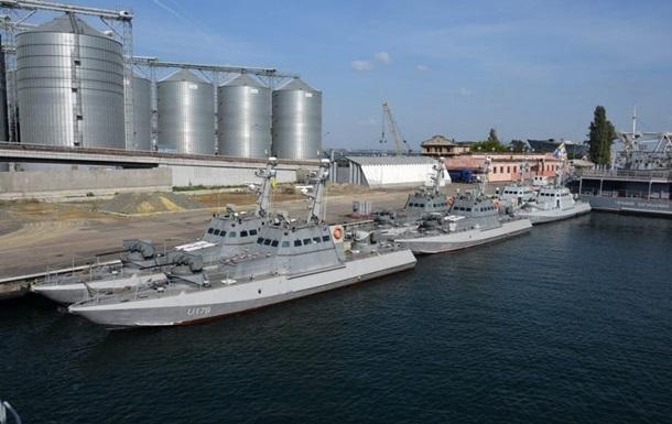 Наєв розповів про українські катери біля порту РФ
