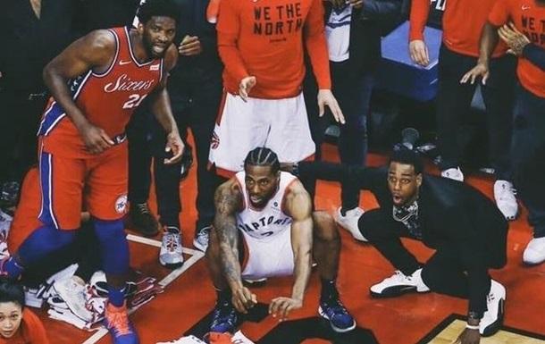 Баскетболист стал звездой, забросив на последней секунде