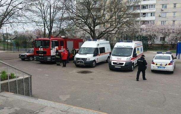У Житомирській області розпорошили газ у школі