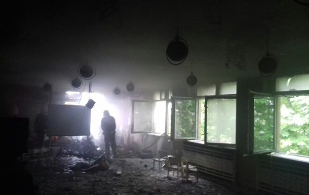 У Кіровоградській області блискавка влучила в дитячий сад