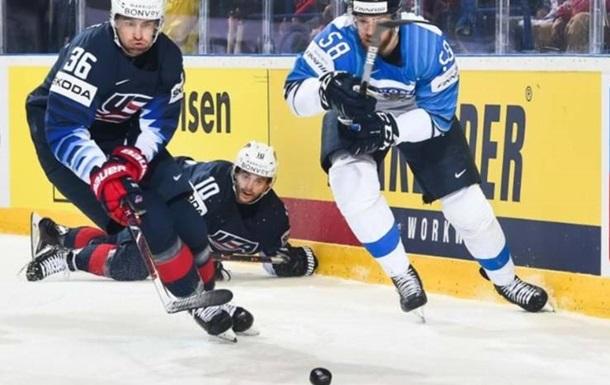 ЧС з хокею: США перемогли Фінляндію, Росія розгромила Чехію