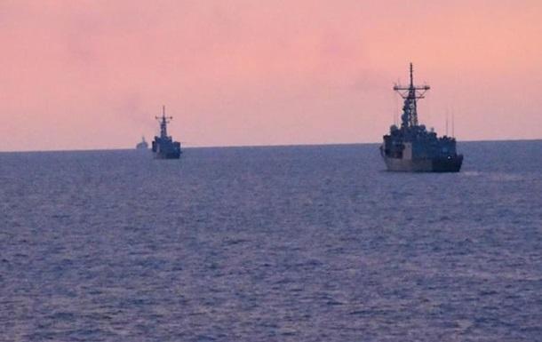 Туреччина почала військові навчання в трьох морях