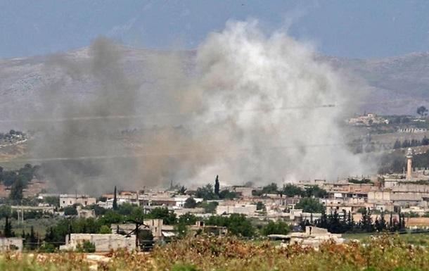 Берлін, Париж і Лондон засудили авіаудари сил Асада і РФ по Ідлібу