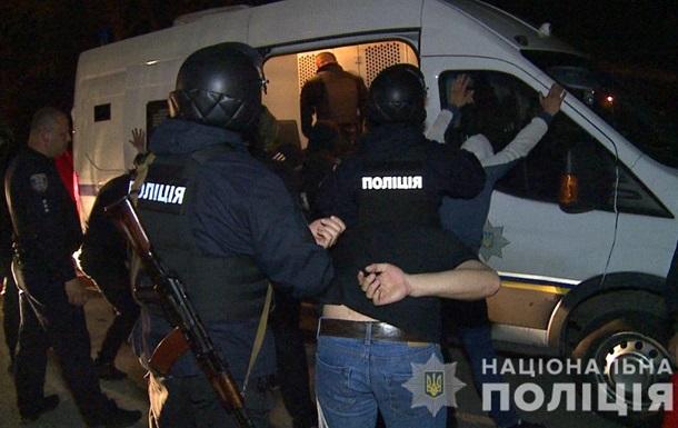 Захват завода в Виннице: 50 человек задержаны
