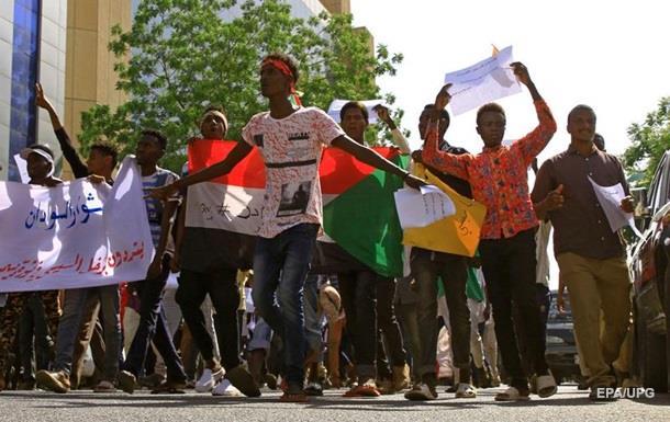 У столиці Судану застрелили п ятьох людей