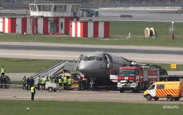 Аварія SSJ-100: слідчі назвали помилки рятувальників