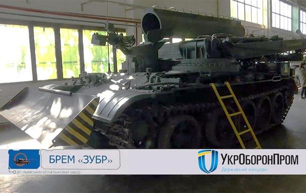 Во Львове разработали новую бронемашину для армии