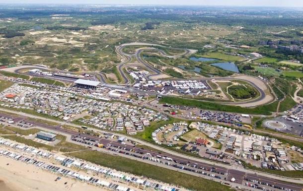 У Формулу-1 повернеться гран-прі Нідерландів