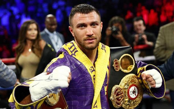Промоутер Ломаченка розповів план визначення абсолютного чемпіона у вазі українця