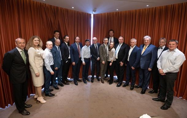 Зеленский обсудил с зарубежными банкирами независимость НБУ исотрудничество сМВФ