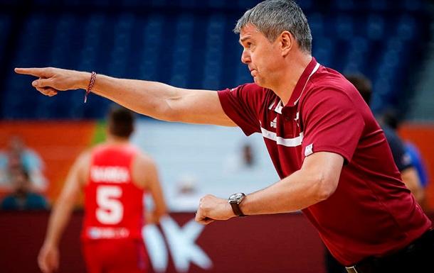 Збірну України з баскетболу може очолити тренер з Латвії