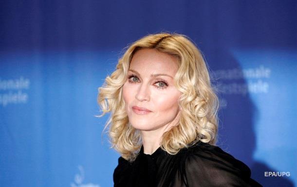 Мадонна підтвердила рішення виступити на Євробаченні