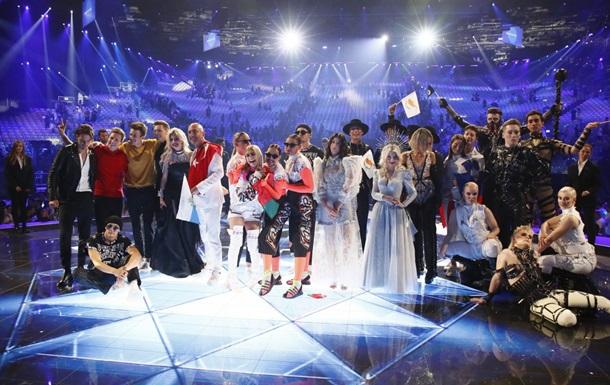 Названі лідери першого півфіналу Євробачення-2019