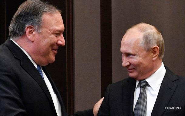 Підсумки 14.05: Помпео у Путіна і  переворот  в КС
